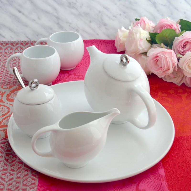 Eva 6 Piece Tea Set