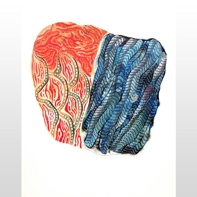 Ocean Series Art Print 3