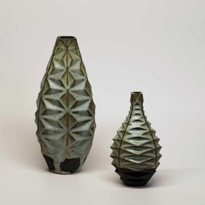 Cascading Vase