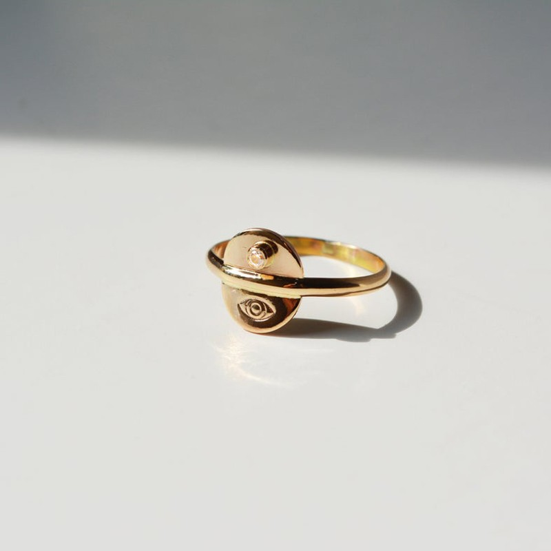 """Eye See You"""" Ring"""