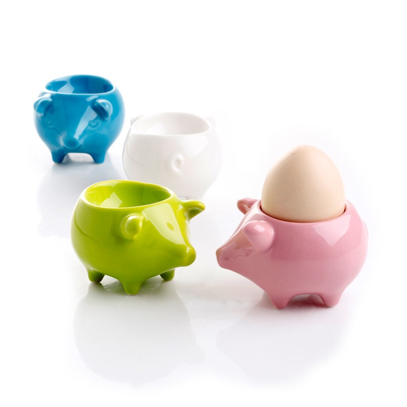 Pig Egg Cups