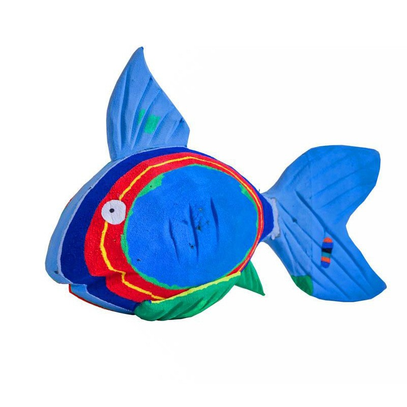 Flip Flop Recycled Reef Fish