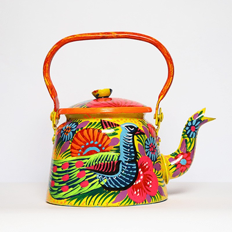 Hand Painted Personalized Teapots