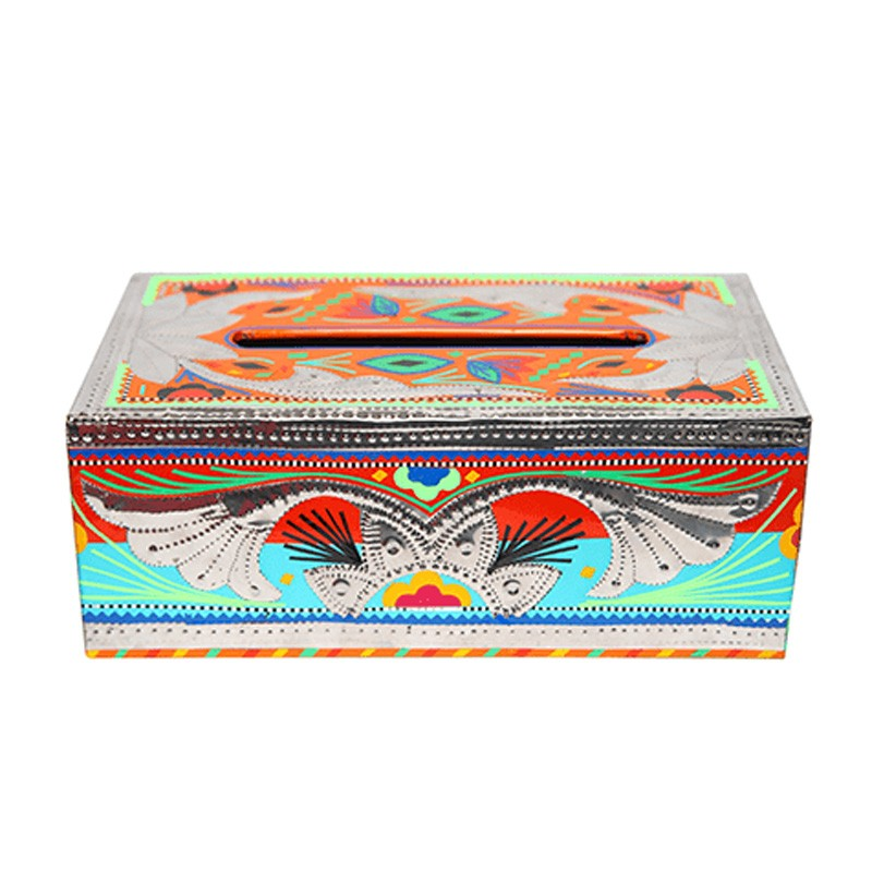 Handmade Tissue Box Holders