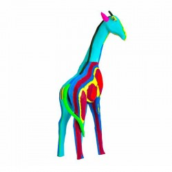 Flip Flop Recycled Giraffe