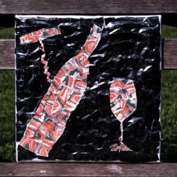 Happy Hour - Acrylic Paints Artwork