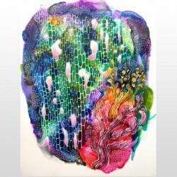 Ocean Series Art Print 2