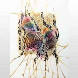 Shells Series Art Print 2