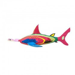 Flip Flop Recycled Hammerhead Shark