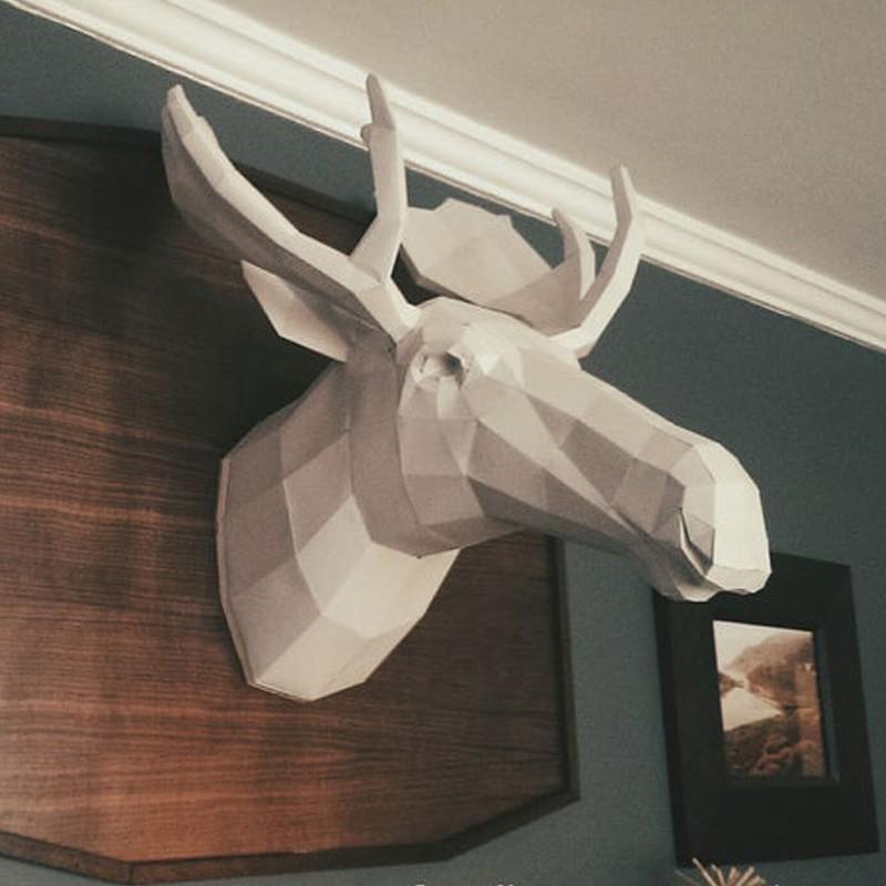 Fake Trophy Moose