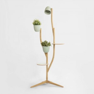 Nature-Inspired Branch Out Furniture