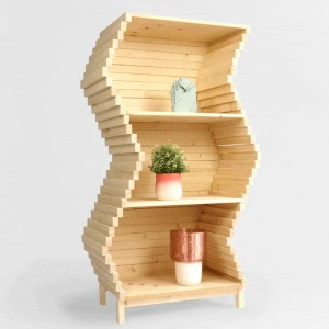 Customizable Bookshelf