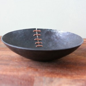 Iron and Copper Bowl