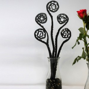 Steel Flower Display
