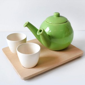 Together - Handmade Two-Spouted Teapot