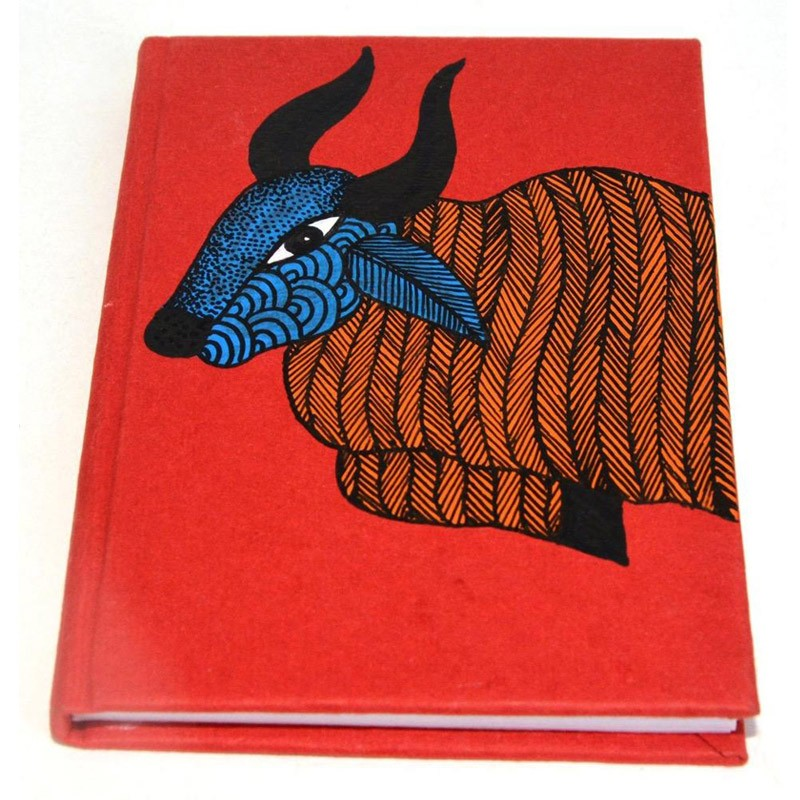 Gond Diary - Cow