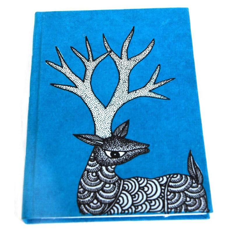 Gond Diary - Swamp Deer