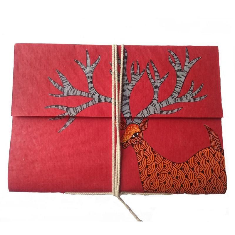 Gond Flap Diary - Swamp Deer