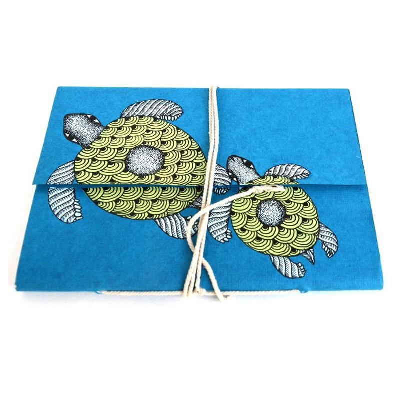 Gond Flap Diary - Tortoise