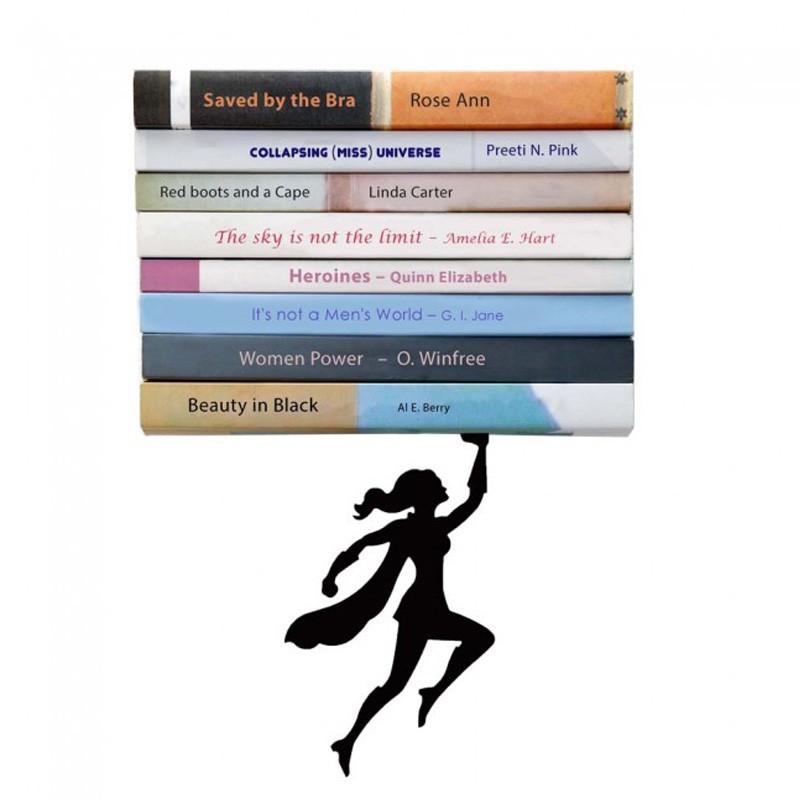 Wondershelf - Floating Bookshelf
