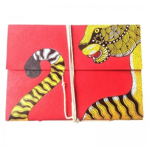 Gond Flap Diary - Tiger