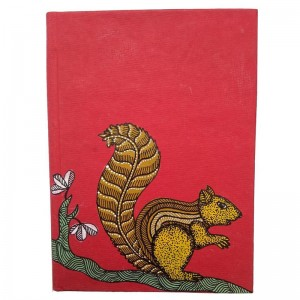 Gond Diary - Squirrel