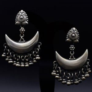 Handmade traditional chanbali earrings
