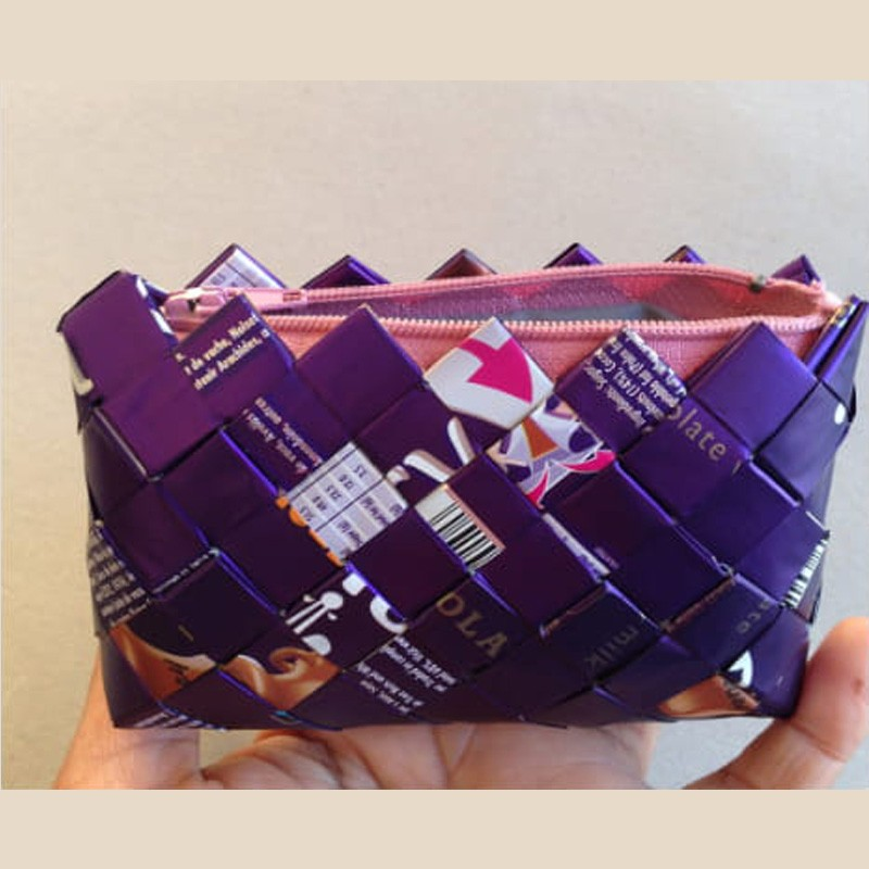 Upcycled Coin Purse