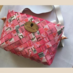 Upcycled Handbag