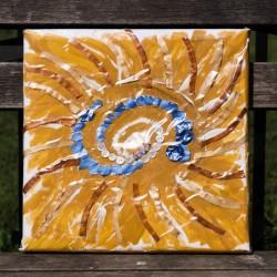 A Maze - Acrylic Paints Artwork