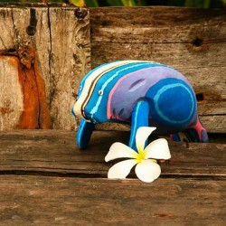 Flip Flop Recycled Manatee