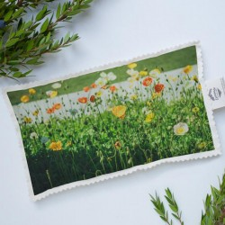 Flower-Power Microwaveable Stress Relief Pillow