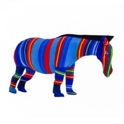 Flip Flop Recycled Zebra