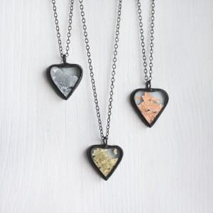 Valentine's Heart Necklace Pendant